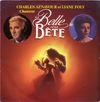 disque film belle et la bete charles aznavour et liane foly chantent la belle et la bete