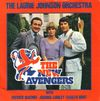 disque live chapeau melon et bottes de cuir the laurie johnson orchestra the new avengers